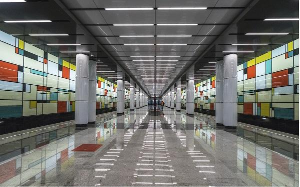 Станция метро Румянцево, г. Москва